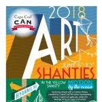 "CapeCodCAN Presents ""Motion by the Ocean"" Art Exhibit at the HyArts Shanties June 8-13!"
