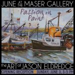 """Passion in Paint"" - the Art of Jason Eldredge"