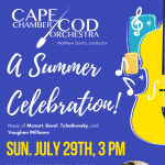 Cape Cod Chamber Orchestra Summer Celebration