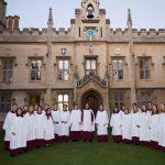 Sidney Sussex College Choir, in Concert