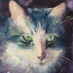 """Feline Frenzy"": The Art of Nancy Minnigerode and NESAA Benefit"