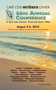 The 56th Cape Cod Writers Center Conference