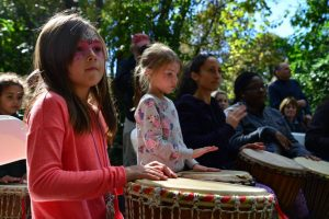African Drum Workshop with Tara Murphy
