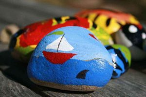 Rock Decorating