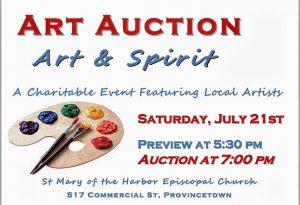 Art & Spirit Charitable Art Auction