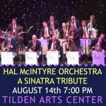 The Hal McIntyre Orchestra: A Sinatra Tribute