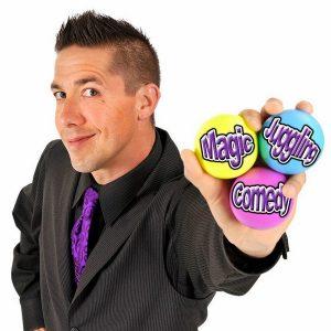 Robert Clarke: Magician, Juggler, Funny Guy