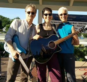 Out Late with Diana Di Gioia at Peg Noonan Park in...