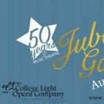 The College Light Opera Company Jubilee Gala
