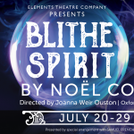 Elements Theatre Company presents Blithe Spirit