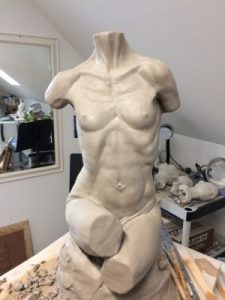 The Figure In Clay Workshops with Neil Grant