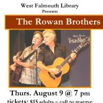 The Rowan Brothers in Concert