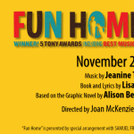"Auditions: ""Fun Home"" presented by Falmouth Theatre Guild"
