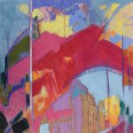 Free Reception &Gallery Talk with Suzanne M. Packer - Cape Waters Abstracted