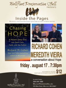 Inside The Pages: Richard Cohen & Meredith Vie...