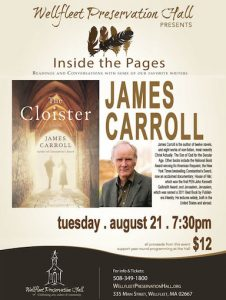 Inside The Pages: James Carroll