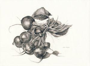 Mixed Media Drawingw/ Susan Stranz
