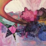 Abstract Paintingw/ Mellissa Morris