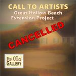 CALL TO ARTISTS-CANCELLED