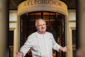 Tribute to Joel Robuchon with Chef Joseph Cizynski...