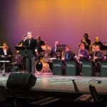 The Cape Cod Conservatory Jazz Band in Sandwich