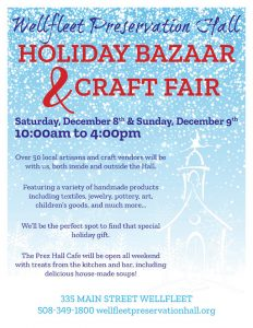Holiday Craft Fair & Bazaar