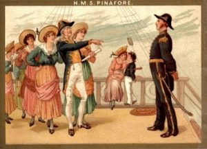 HMS Pinafore in Concert!