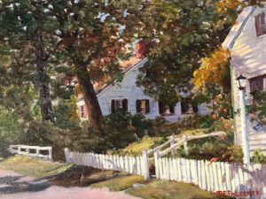 Chatham Artist Peg Falconer Focus of Sunday Lecture