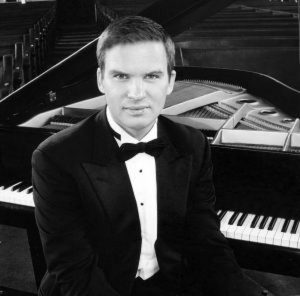 """Piano Magic"" A Concert by Sergei Novikov"