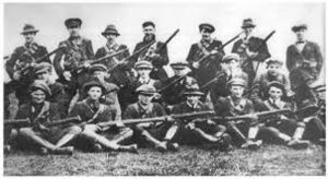 THE RISE OF SINN FEIN AND THE IRISH WAR OF INDEPENDENCE