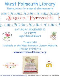 Author Susan Branch