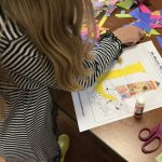 Kid's Mini Mosaic Workshop and Book Reading with Jim and Debbie Bowen