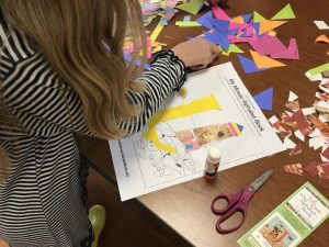 Kid's Mini Mosaic Workshop and Book Reading with...