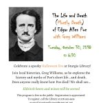 The Life and Death (Mostly Death) of Edgar Allan Poe
