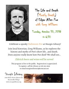 The Life and Death (Mostly Death) of Edgar Allan P...