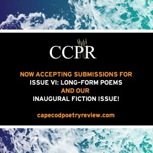 Cape Cod Poetry Review Accepts Submissions