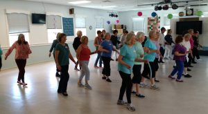Ballroom, Latin and Swing Line Dancing Restart in South Dennis