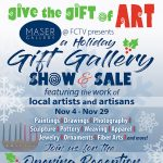 Maser Gallery hosts A Holiday Gift Gallery