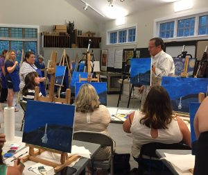 PAINT NIGHT, Painting & Pottery Classes & ...