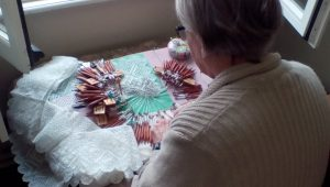 Delicate Designs: The Surpassing Art of Lace Makin...