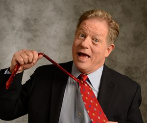 Jimmy Tingle Stand Up: Why Would A Comedian Run Fo...