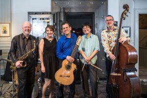 The Bruce Abbott/Fred Fried Quintet presents A Jaz...