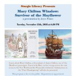 Mary Chilton Winslow: Survivor of the Mayflower