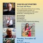 Voices of Poetry: To End All Wars