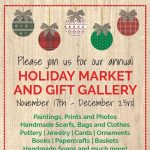 Holiday Market & Gift Gallery