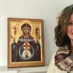 "ART SALON AT CROSS RIP GALLERY: ""Russian Icons"""