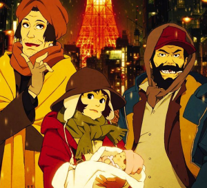 Holiday Film: Tokyo Godfathers