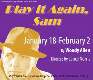 "Auditions for ""Play It Again, Sam"" at the Falmouth..."