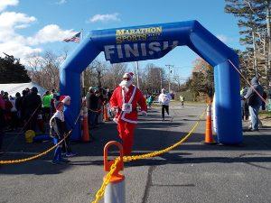 Santa Stampede 5K & Family Fun Run