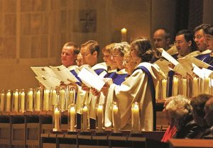 Service of Advent Lessons and Carols